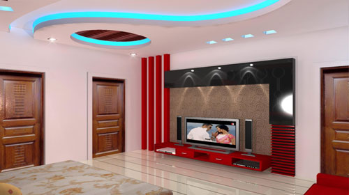 Hotel False Ceiling