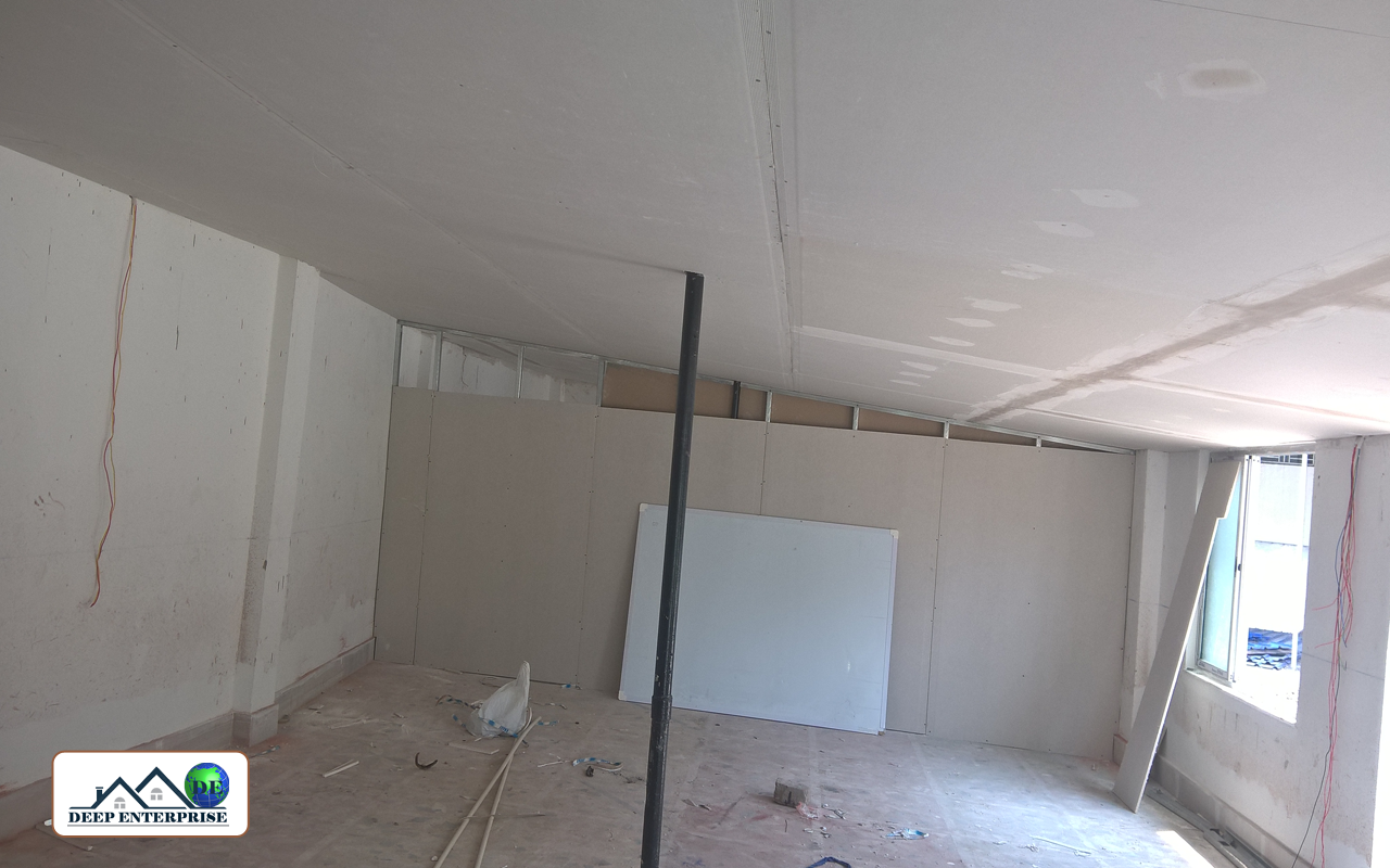 Gypsum Board Partition, Gypsum Board Partition Design, Deep Enterprise