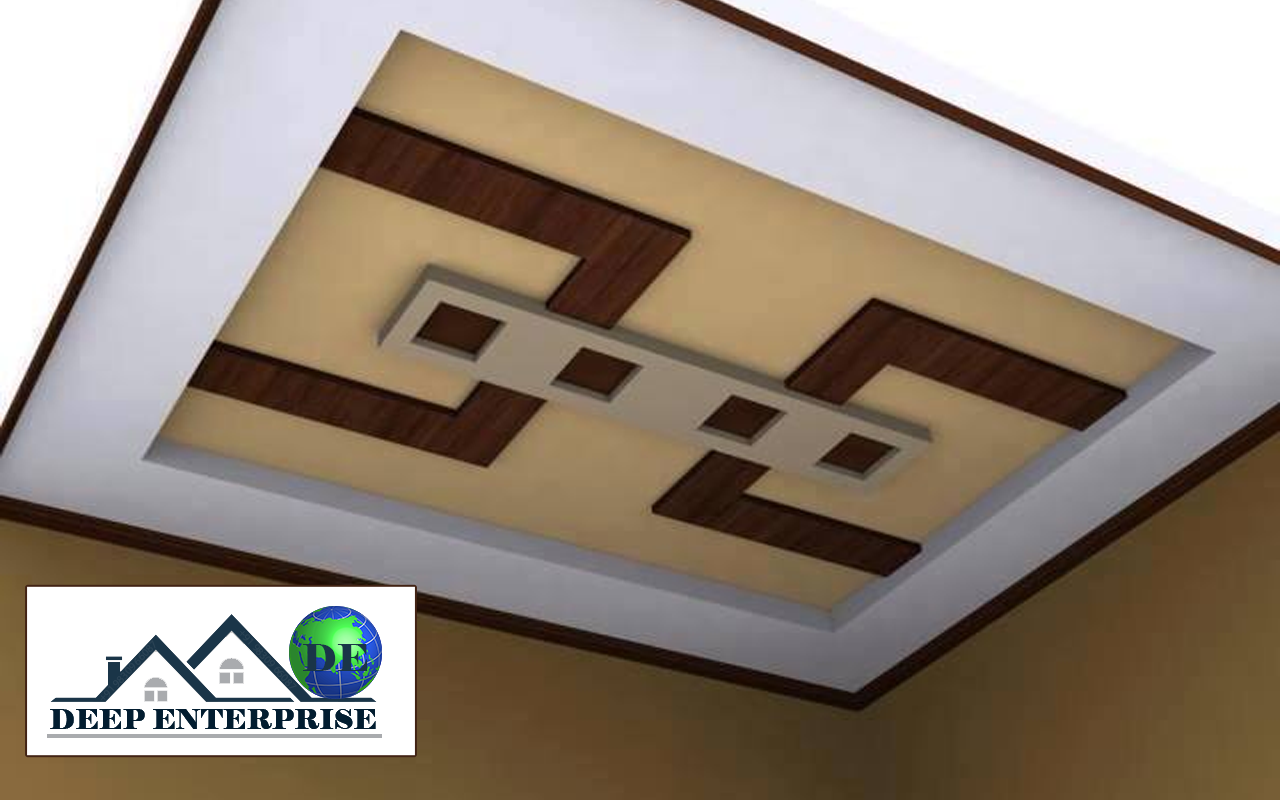 ceiling design for office. Office False Ceiling Design, Deep Enterprise, Contractor In Kolkata, Design For I