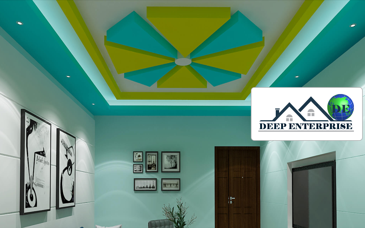 Drywall False Ceiling, Drywall False Ceiling Contractor, Drywall False Ceiling Design,