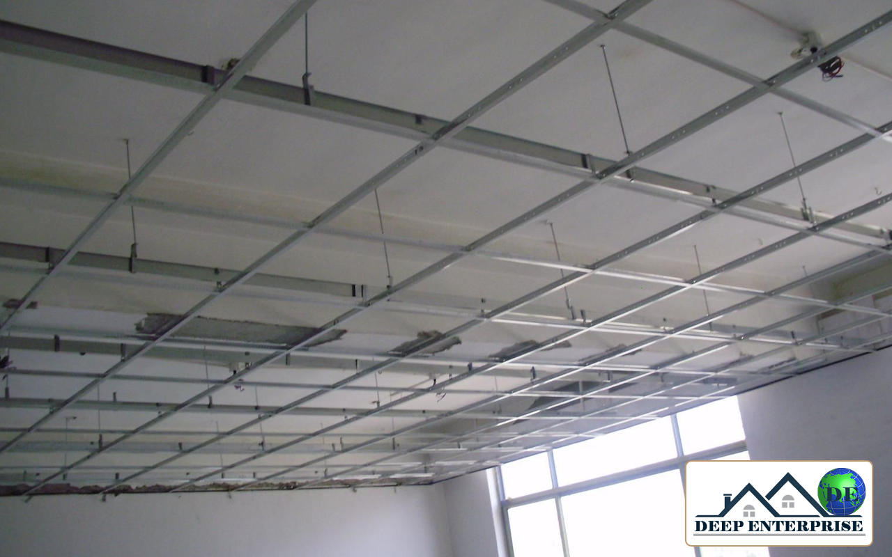 Armstrong False Ceiling, Deep Enterprise,