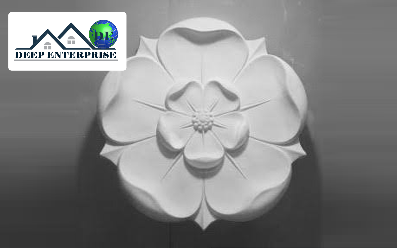 Ceiling Rose Design, Deep Enterprise,