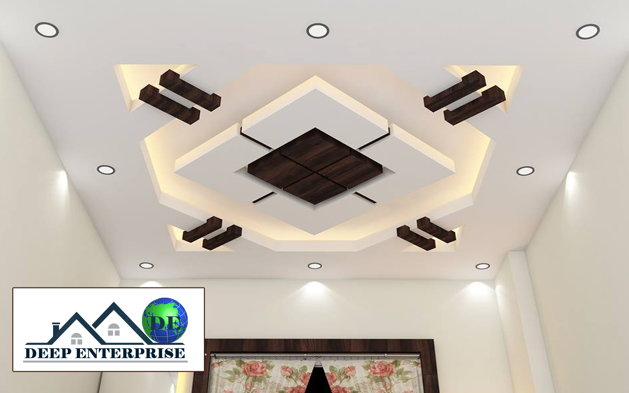 ceiling designs for office. Office False Ceiling Design, Deep Enterprise, Contractor In Kolkata, Designs For E