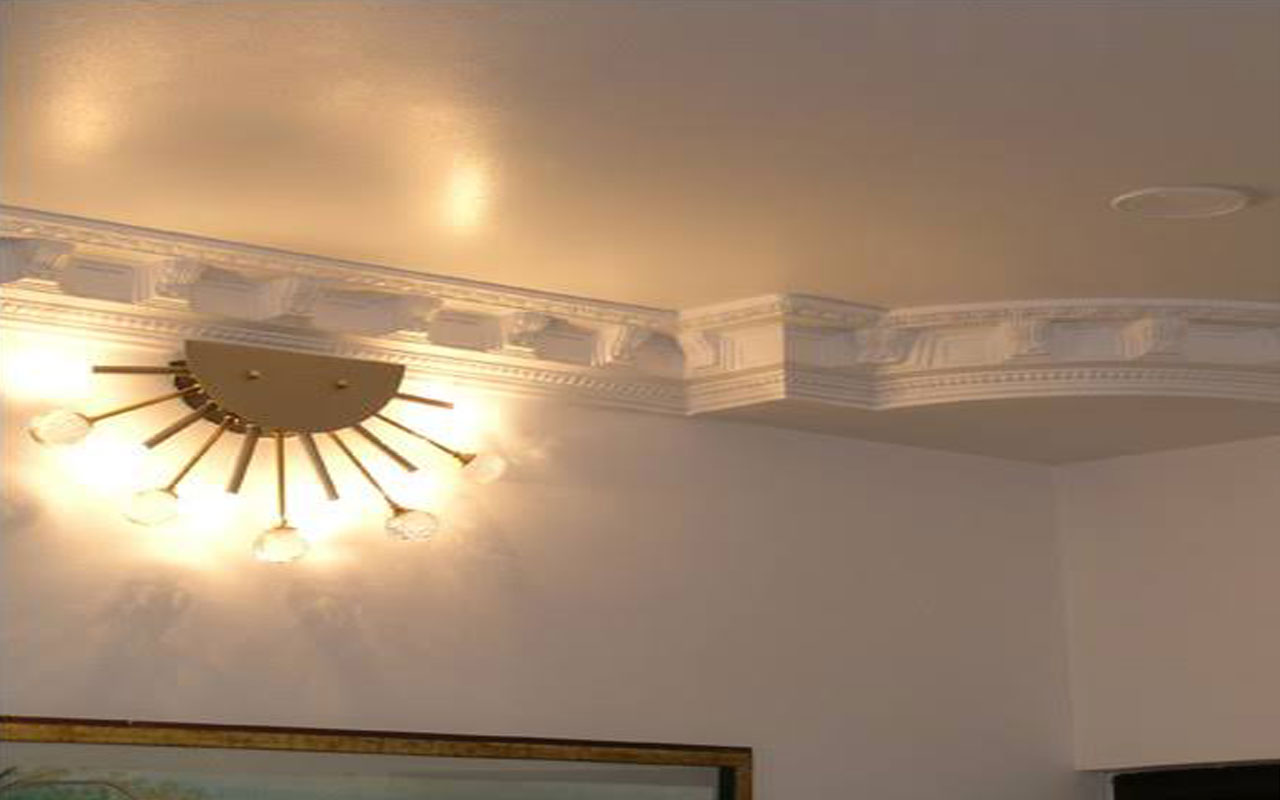 Gypsum Cornice & Mouldings