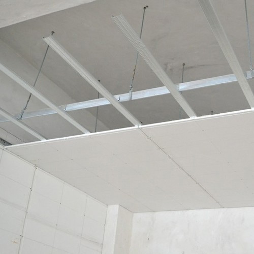 Calcium Silicate False Ceiling