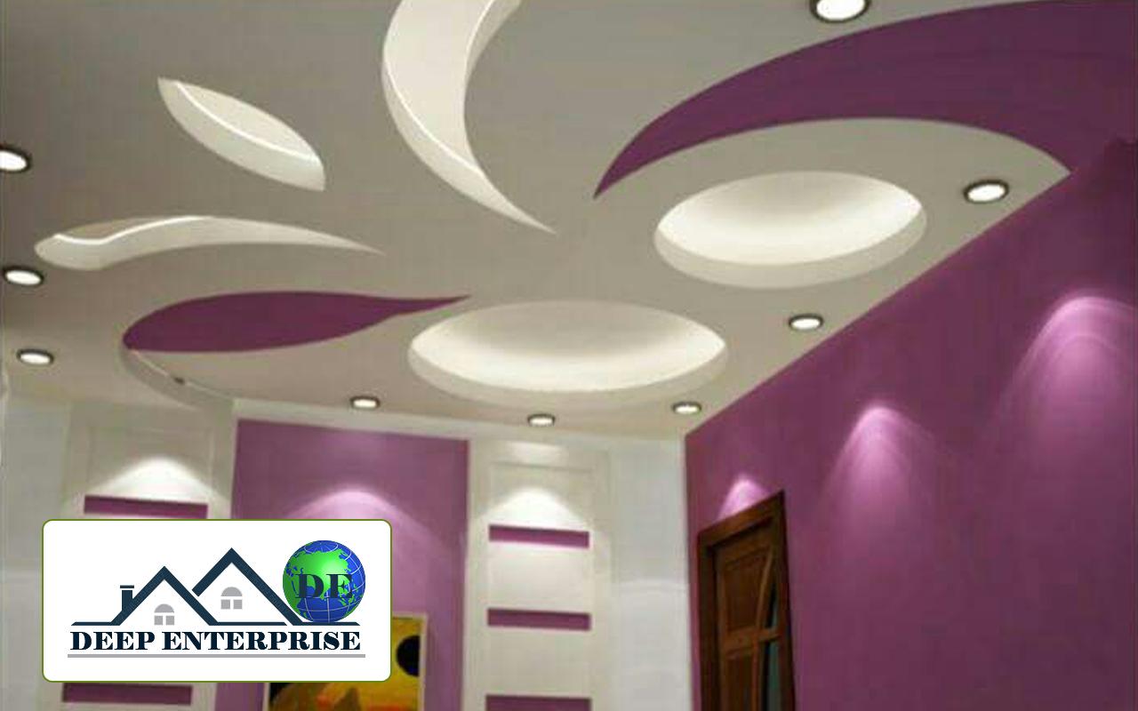 Pop Fall Ceiling Design Showroom Blog Avie